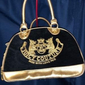‼️VINTAGE‼️ Juicy Couture Doggy-Carrier